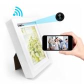 720P Wifi Bilderrahmen Kamera Mini Cam Versteckte Kameras