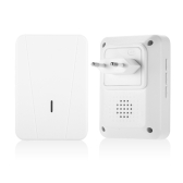 Wireless Doorbell Chime With LED