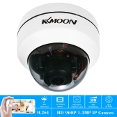 KKmoon HD 960P Wireless Doom Auto-focus PTZ IP Camera