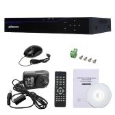 KKmoon 4CH H.264 5 in 1 Digitaler Videorekorder 4M-N AHD DVR