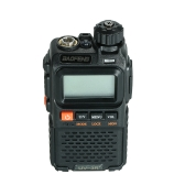 BAOFENG UV-3R + Walkie Talkie wireless portatile a lungo raggio