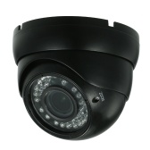 5MP HD 2.8~12mm Varifocal Focus Lens Dome IP Camera