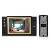 Домашняя безопасность 8-дюймовый ЖК-цветной видеодомофон Домофон