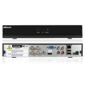 KKmoon 4CH Channel CCTV 1080P Video Recorder