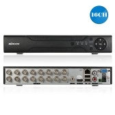 KKmoon® 16CH Full 1080N / 720P AHD DVR P2P Cloud Network Onvif Gravador de Vídeo Digital