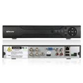 KKmoon 4 Kanal 1280*720P CCTV Netzwerk DVR H.264 HD Outdoor Sicherheitssystem Alarm Email