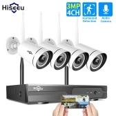 3MP Home Wireless Surveillance Camera System