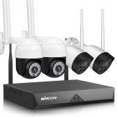 Беспроводная система видеонаблюдения WiFi