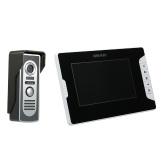 OWSOO 7-дюймовый видеодомофон, дверной звонок, домофон