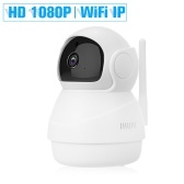 1080P Wireless 360 Degree Panoramic Navigation Indoor IP Camera Without Power Plug