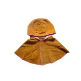 Wear-resistant Cowhide Welding Hat Cloak of Welder Clothing