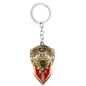 World of Warcraft Key Ring Klucz z ArthasMenethil Frostmourne Metal Key Chain