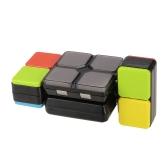 Music Game Cube Multifunctional Cube Magic Game World dla Fidget Boy Electronics Adult Kid Gift