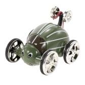Crea giocattoli 2152B Mini RC Stunt Car Ruota girevole a 360 gradi Car Toy - 6 tipi consegnati in modo casuale
