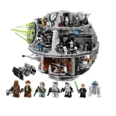 LEPIN 05035 3803pcs Star Wars Series Death Star Building Blocks Kit Set
