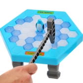 Family Interactive Table Puzzle Game Ice Breaking Save the Penguin Activate Funny Entertainment Toy
