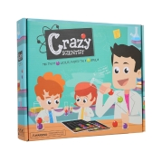 Educational Speed and Logic Game Solve the Formula Brainteaser Crazy Table Games Test Tube Toy