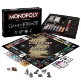 Monopoly Game of Thrones Table Board Game Collector's Edition