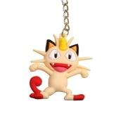 Pocket Monsters 3D Pokemon Cartoon PVC llavero