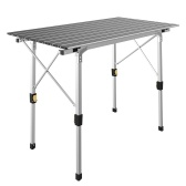 Aluminum Outdoor Folding Table Lightweight Portable for Picnic Camping BBQ