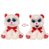 Feisty Pets Bear Taylor Truelove Feisty Films Adorable Plush Stuffed Toy Turn Feisty with a Squeeze Special Valentine