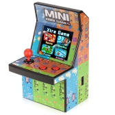 Mini Classic Arcade Game Cabinet Machine Retro Handheld Video Player with Built-in 108 Games Portable Gaming Electronic Novelty Toys