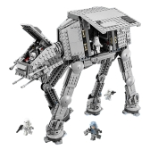 Original Box LEPIN 05051 1157 Stücke Star Wars Serie Force Wecken Die AT-Transpotation AT Gepanzerte Roboter-Bausteine ​​Kit Set