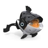 71pcs Figura Penguin Magnetic Building Blocks Trasformazione magica Wisdom Ball Deformable Jigsaw Regali Giocattoli per bambini