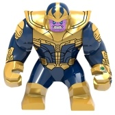The Avengers Infinity War Thanos Action Figure Figure da collezione Marvel Movie Fans Gift