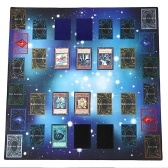 Card Rubber Play 60*60cm Rubber Play Mat Competition Pad for Yu-gi-oh Card - Standard Type
