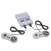 NES Super Mini Game Machine Built-in 400 Non-repetition Games Two Handles - HD Version