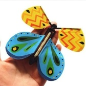 1 Pcs Magic Toy Flying Butterfly