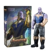 33 * 15 * 7cm Model materiału ABS Thanos - The Avengers 3 Infinite War