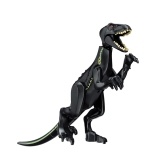 Jurassic World Brutal Raptor Puzzle edukacyjne Toy Building Blocks