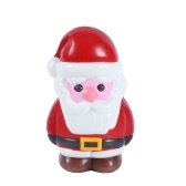 Squeezable Cute Stress Relive Santa Claus Toy Christmas Gift