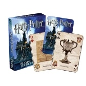 Símbolos de Harry Potter / Hogwarts House Poker Gaming Cards