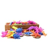 Starfish Dinosaurs Cartoon Ocean Toy 50pcs /100pcs