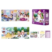 Puzzles 228 Pieces Jigsaw Puzzles