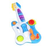 Muzyczna Gitara Dziecko Gitara Zabawna z Miga Światło Inteligencja Edukacyjna Zabawka