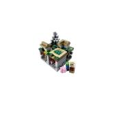 121105 Minecraft 466 sztuk Zestaw DIY Building Blocks My World Cegiełki samoorganizujące się Zabawki dla Dzieci Dzieci Festiwal Prezent
