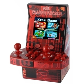 Upgrade WMGame NES ROM Mini Classic Arcade Game Cabinet Machine Double Joystick Retro Handheld Player con Built-in 183 Games