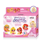 Heroes Water Fuse Beads Kit Colorful DIY Acqua appiccicosa perline Giocattoli educativi educativi creativi
