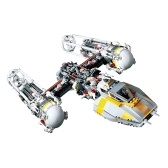 LEPIN 05040 1473pcs Star Wars Series YWing Attack Starfighter Building Blocks Kit Set