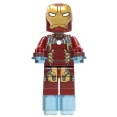 The Avengers Infinity War Iron Man Action Figure Figure da collezione Marvel Movie Fans Gift