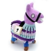 25cm Purple Llama Fortnite Gra Toy Soft nadziewane alpaki