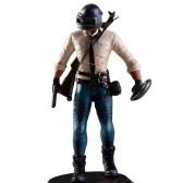 17cm Game Player Collection Playerunknown's Battlegrounds Eat Chicken Pubg Figurka Model Dekoracja Prezenty z zabawkami