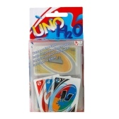 UNO H2O Game Playing Card impermeabile trasparente