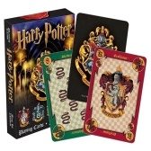 Harry Potter Symbols / Hogwarts House Poker Karty do gry
