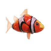 152 * 100 * 60mm Air Swimmers Controle Remoto Flying Fish