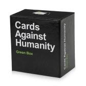 Karten gegen Humanity Party Spielkarten für Horrible Play-Green Box